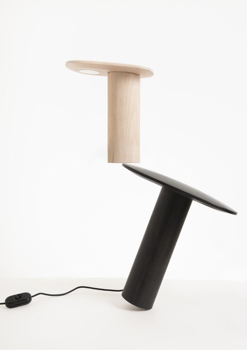 Petite lampe - Crane cover product